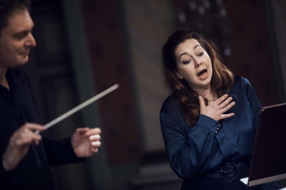 Berlioz Lers nuits dété Vaasan kaupunginorkesteri