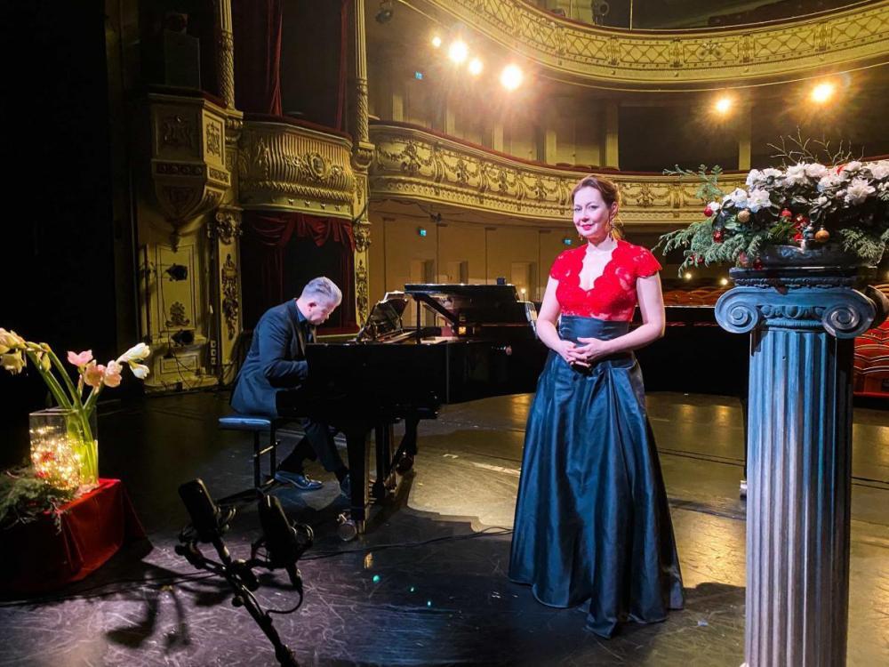 Ooppera Skaalan ja Opera BOXin joulukonserttistriimi 2020