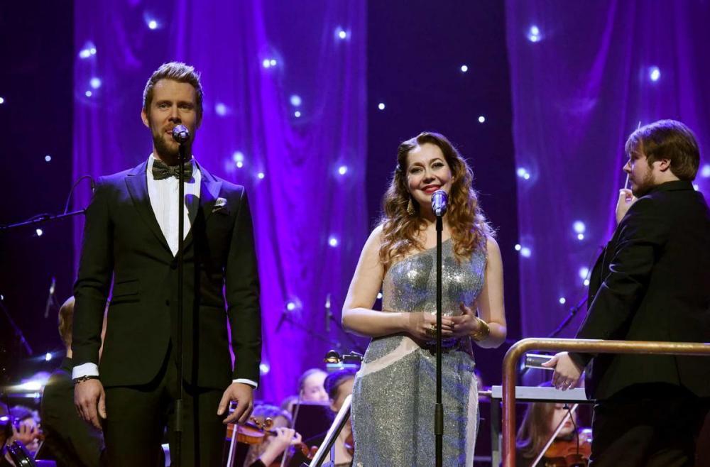 Espoon kaupungin Itsenäisyyspäivän konsertti 2015